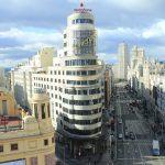 Rejser til Madrid, Spanien